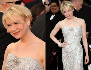 reneezellweger Oscars 2008 Red Carpet Recap