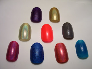 macreviews+082 China Glaze Nail Collections: Spring & Summer 2008