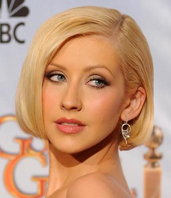christina+aguilera+2010+golden+globes Golden Globes Gorgeous 2010: Christina Aguilera