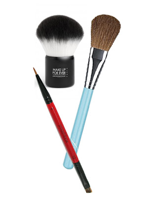 makeup+brushes Top 10 Makeup Brushes to Add To Your Collection