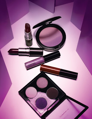Spring+Colour+3+Forecast+Plum New From MAC: Spring Colour Forecast