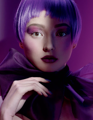Spring+Colour+Forecast+Plum New From MAC: Spring Colour Forecast
