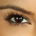 kim+kardashian+eye Kim Kardashians Perfume Ad Makeup