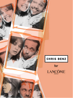 Chris Benz lancome Chris Benz Signing Chris & Tell Lipsticks Tomorrow at Saks NYC