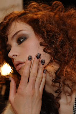 Sally Hansen and Tracy Reese Collaborate Again for Fashion Week Fall 2010
