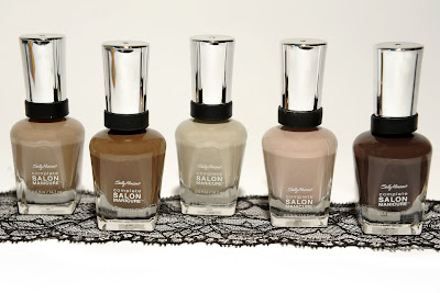 tracy+reese+sally+hansen Sally Hansen and Tracy Reese Collaborate Again for Fashion Week Fall 2010
