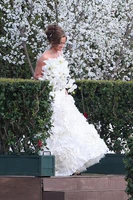 Bachelor+Jason+Mesnick+Molly+Malaney+wedding+3 The Bachelor Wedding Makeup Created by Mally Roncal