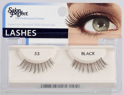  Salon Perfect Lashes Giveaway Winners!