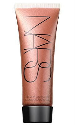NARS+Orgasm+Illuminator NARS Sheer Glow Foundation Plus Orgasm Illuminator Equals Perfection