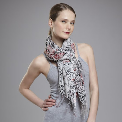 raj+peace+scarf Raj Imports Scarf Sale at Ideeli   Get On This!