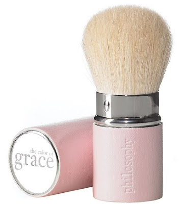 philosophy+the+color+of+grace+go+with+grace+face+brush Philosophy The Color of Grace Makeup Collection