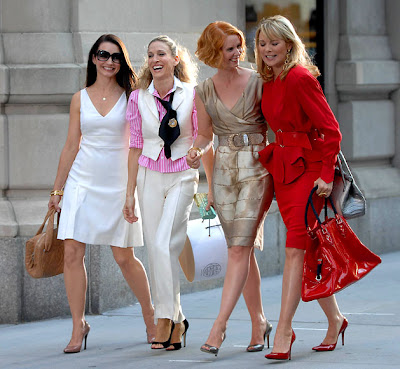 satc+movie+group+pic New York State Of Mind: Sex And The City Beauty Secrets Revealed!