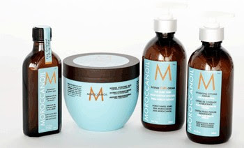 moroccanoil line Moroccanoil Giveaway Winners
