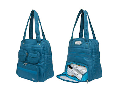 puddle jumper front and back teal In The Bag Summer Beauty Giveaway: Gym Bag