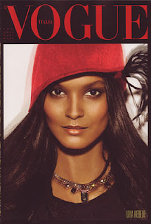 liya+kebede+italian+vogue Fierce, Fabulous and Flawless With Help From Cargo Cosmetics