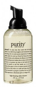 philosophy+purity+made+simple Lazy Night: Purity Made Simple High Foaming Daily Cleanser