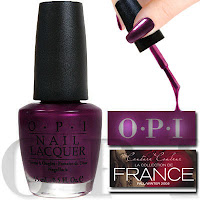 opi louvre me louvre me not Nailing It: OPI Parlez Vous OPI?