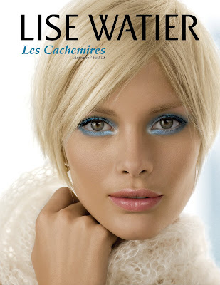Les+Cachemires+logo+RGB Warm and Fuzzy Eyeshadow: Lise Watier Cachemires Bleu Quartet