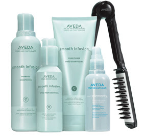 aveda smooth infusion kit Aveda Giveaway Winners Revealed!