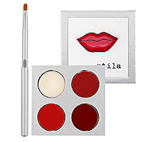 Stila paint your pout Spoiled Prettys Talk Is Chic Giveaway, Sponsored by Stila!
