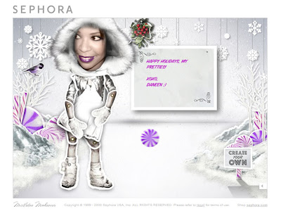 spoiled+pretty+sephora+mistletoe+makeover Sephora Mistletoe Makeover