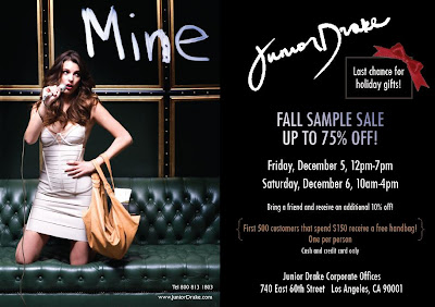 junior+drake+sample+sale Junior Drake Sample Sale: Up To 75% Off!