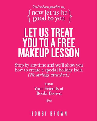 bobbi+brown+free+makeup+lesson Absolutely Free And Absolutely Fabulous, At A Bobbi Brown Counter Near You!