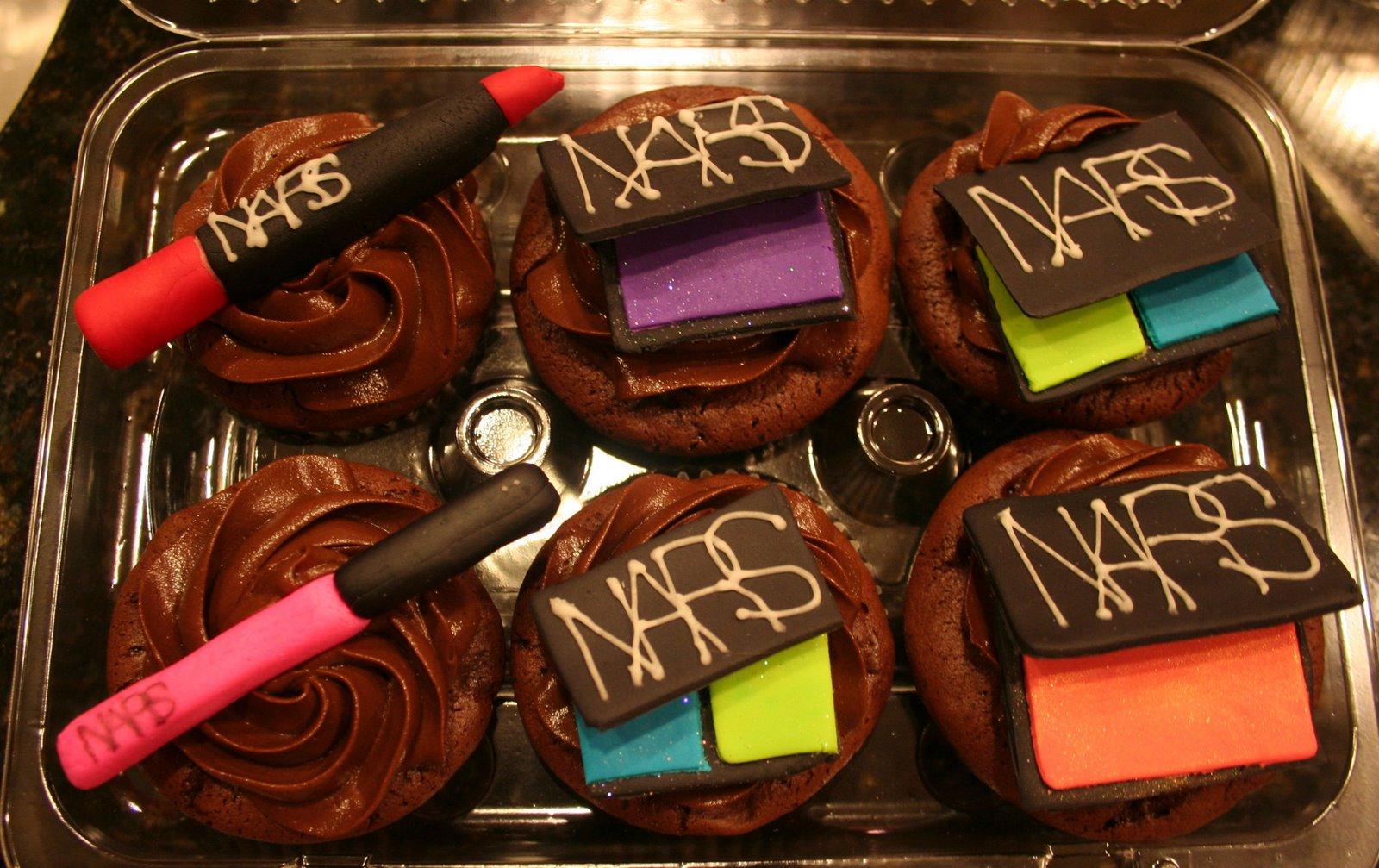 [nars+cupcakes]