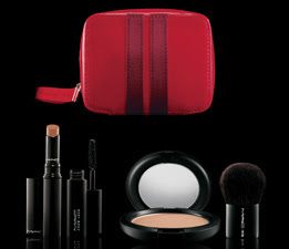 charming+garnet+glamour+basics 25% Off MAC Holiday Kits!