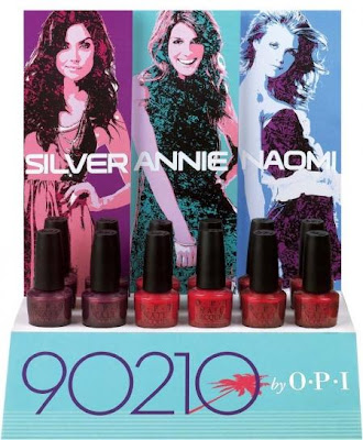 90210+by+OPI 90210 No...OPIs New Collection Is Inspired By The New Series?