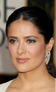 Golden Globes Gorgeous: Salma Hayek