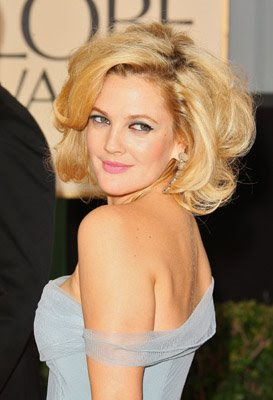 drew+barrymore Golden Globes: Hot Mess Brigade