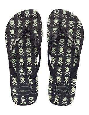 4 Nite Black Greylores Sandalicious Giveaway: Free Havaianas!!!