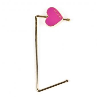 heart+bag+hanger Love Is In The Air: Free Gift with Purchase at Felix Rey