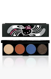 Kitty EyeQuad LuckyTomPeach 300 Coming Soon: MAC Hello Kitty Collection