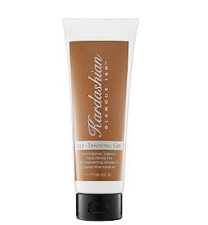 Kardashian glamour tan sephora Kardashian Sisters Launch Self Tanning Gel at Sephora