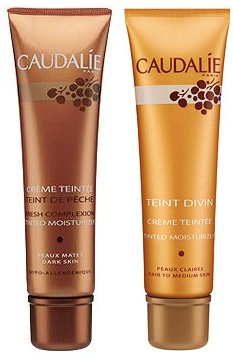 Caudalie+Fresh+Complexion+Tinted+Moisturizer Sponsored Post: The Bronzed and the Beautiful Shop BeautyTicket.com
