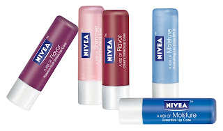 Tubes Nivea Lip Care Giveaway!!!