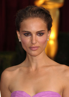 natalie+portman+oscars+2009 Oscars 2009 Beauty: Natalie Portman