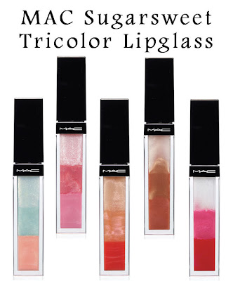 sugarsweet+tricolor+lipglass Coming Soon: MAC Sugarsweet Collection