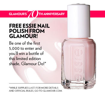 2009 03 glamour essie giveaway jpeg Win A Mini Bottle of Essies Glamour Do Nail Polish!
