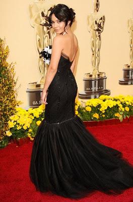 vanessa hudgens academy awards 2009 Oscars 2009 Beauty: Vanessa Hudgens