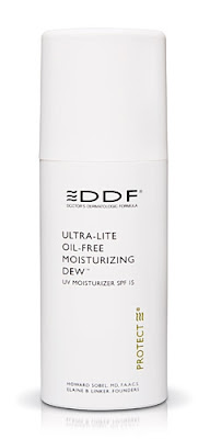 DDF Ultra Lite Oil Free Moisturizing Dew SPF 15 Do The Dew: DDF Ultra Lite Oil Free Moisturizing Dew SPF 15