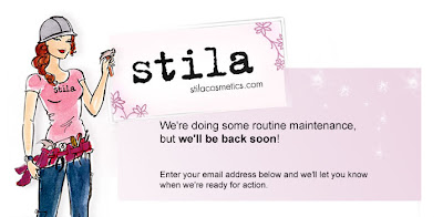 construction maintenance Has Stila Gone Bankrupt?