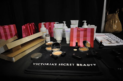 VS+makeup+at+Christian+Siriano+Fall+2009 This Fall, Victoria's Secret Will Be Fierce, Fabulous and Flawless