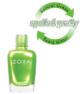 zoya+midori The Mother (Earth) of All Green Giveaways