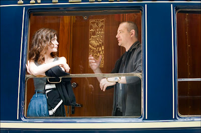 Audrey+Tautou+and+Jean Pierre+Jeunet Chanel Debuts Train de Nuit, Starring Audrey Tautou