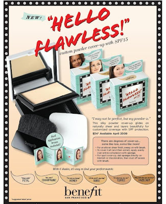 Fierce, Fabulous and Flawless Giveaway, Sponsored by Benefit