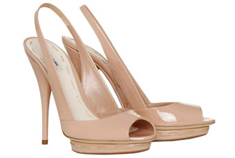 nude+patent+heels Fashion School Is In Session: Interview With Sydne Summer