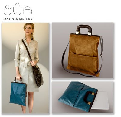 magnes+sisters+bags Sister Act: Interview With Handbag Designers, Magnes Sisters